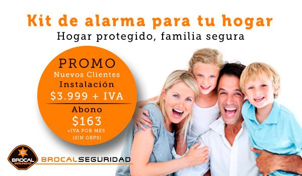 Kit de alarma para tu casa brocal seguridad for Alarmas para el hogar